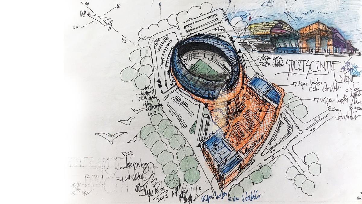 Edirne Stadyumu ve Spor Kompleksi