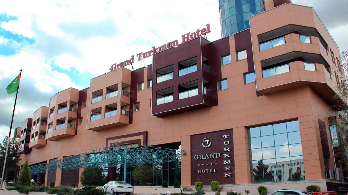 Aşkabat Grand Türkmen Otel
