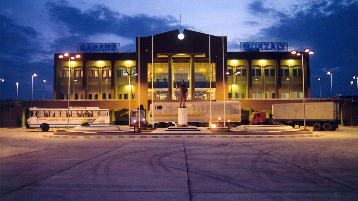 Serahs Tren İstasyonu