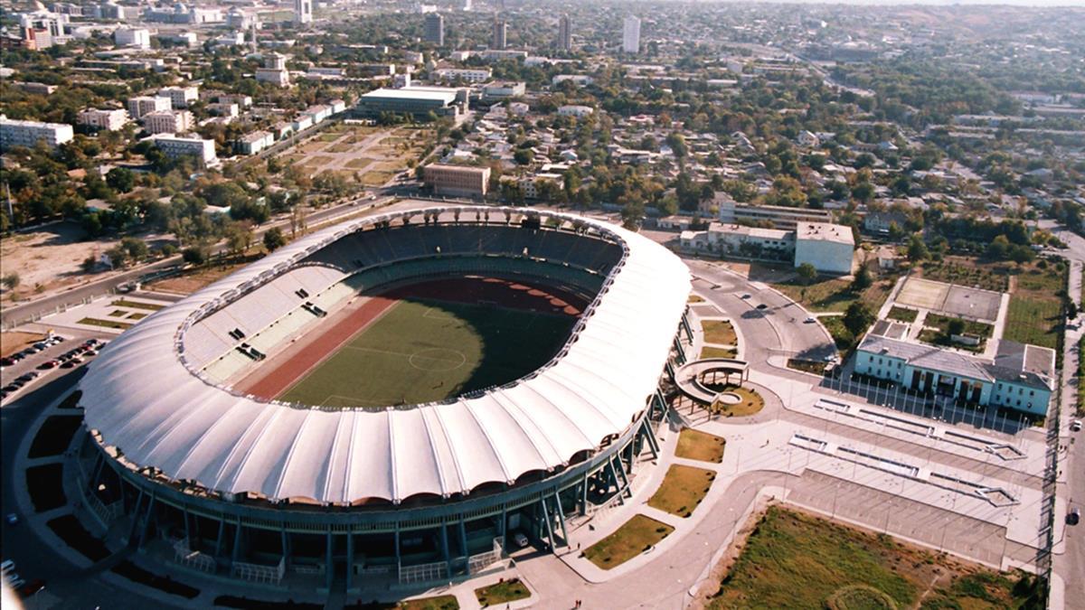 Aşkabat Kopetdag Stadyumu