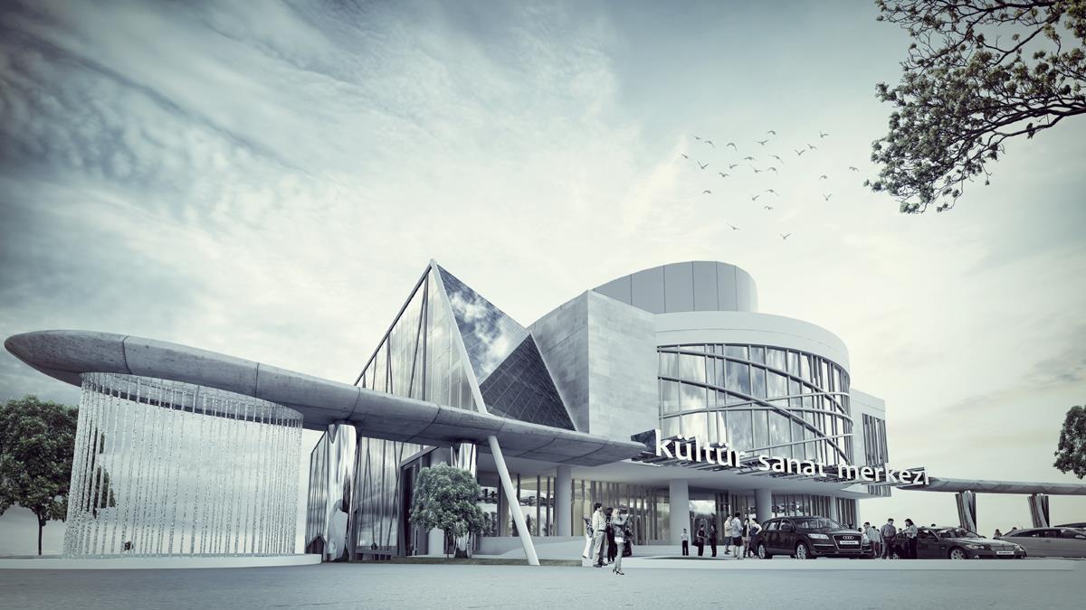 Çankaya Atatürk Cultural Centre